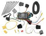 CQT118305 à 4 prises plates avec convertisseur à faisceau à batterie pour feux arrière de style usine