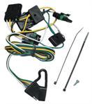 CQT118356 à 4 prises plates avec faisceau pour feux arrière de style usine