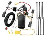 CQT118410 à 4 prises plates avec convertisseur à faisceau à batterie pour feux arrière de style usine
