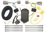 CQT118487 à 4 prises plates avec convertisseur à faisceau à batterie pour feux arrière de style usine