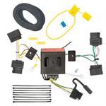 CQT118551 à 4 prises plates avec convertisseur à faisceau à batterie pour feux arrière de style usine