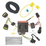 CQT118526 à 4 prises plates avec convertisseur à faisceau à batterie pour feux arrière de style usine