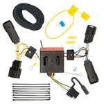 CQT118566 à 4 prises plates avec convertisseur à faisceau à batterie pour feux arrière de style usine