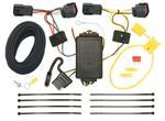 CQT118508 à 4 prises plates avec convertisseur à faisceau à batterie pour feux arrière de style usine