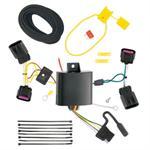 CQT118580 à 4 prises plates avec convertisseur à faisceau à batterie pour feux arrière de style usine