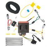 CQT118563 à 4 prises plates avec convertisseur à faisceau à batterie pour feux arrière de style usine