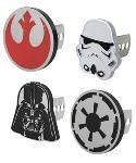 Couvercles de receveur Star Wars