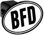 Couvercle de receveur d'attache de remorque - BFD