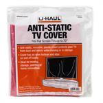Housse antistatique pour téléviseur à écran plat