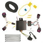 CQT118640 à 4 prises plates avec convertisseur à faisceau à batterie pour feux arrière de style usine