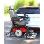 Plate-forme élévatrice électrique pour scooter Lift N Go