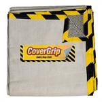 Toile CoverGrip (bordure de protection noire et jaune)