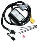 CQT118378 à 4 prises plates avec convertisseur à faisceau à batterie pour véhicule de remorquage de style usine