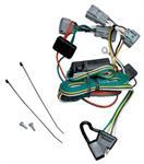 CQT118380 à 4 prises plates avec convertisseur à faisceau pour véhicule de remorquage de style usine