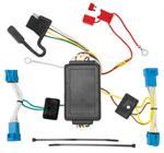 CQT118466 à 4 prises plates avec convertisseur à faisceau à batterie pour feux arrière de style usine