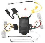 CQT118476 à 4 prises plates avec convertisseur à faisceau à batterie pour feux arrière de style usine
