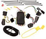 CQT118402 à 4 prises plates avec convertisseur à faisceau à batterie pour feux arrière de style usine