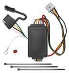CQT118438 à 4 prises plates avec convertisseur à faisceau à batterie pour véhicule de remorquage de style usine