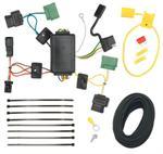 CQT118502 à 4 prises plates avec convertisseur à faisceau à batterie pour feux arrière de style usine