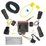 CQT118515 à 4 prises plates avec convertisseur à faisceau à batterie pour feux arrière de style usine
