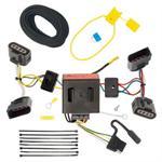 CQT118509 à 4 prises plates avec convertisseur à faisceau à batterie pour feux arrière de style usine