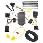 CQT118550 à 4 prises plates avec convertisseur à faisceau à batterie pour feux arrière de style usine