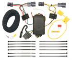 CQT118501 à 4 prises plates avec convertisseur à faisceau à batterie pour feux arrière de style usine