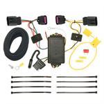 CQT118564 à 4 prises plates avec convertisseur à faisceau à batterie pour feux arrière de style usine