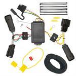 CQT118507 à 4 prises plates avec convertisseur à faisceau à batterie pour feux arrière de style usine