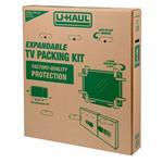 La boîte de déménagement pour téléviseur à écran plat convient aux téléviseurs de jusqu'à70 po