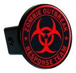 Couvercle d'attache de remorque Zombie Outbreak Response Team