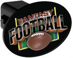 Couvercle de receveur d'attache de remorque - Fantasy Football