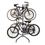 Support à bras pour quatre vélos