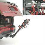 Porte-vélos à montage sur l'attache de remorque Rola™ pour 2 vélos