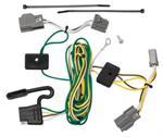 CQT118419 à 4 prises plates avec faisceau pour feux arrière de style usine