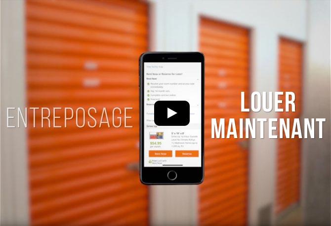 Lire la vidéo de l'emménagement en ligne