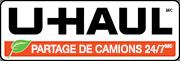 Logo Partage de camions de <span class='nowrap'>U-Haul</span>